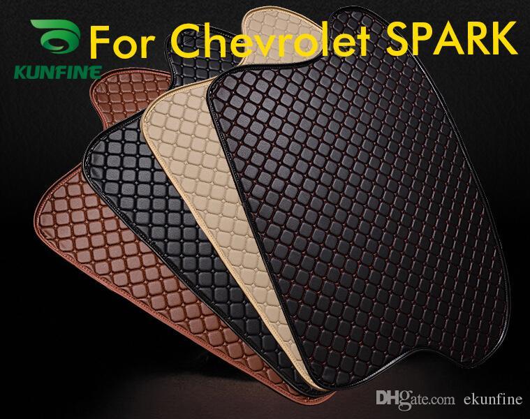 Car Styling Car Trunk Mats For Chevrolet Spark Trunk Liner Carpet