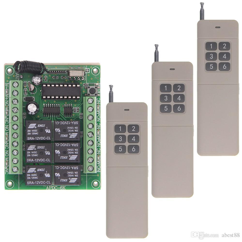 12vdc Relay Switch