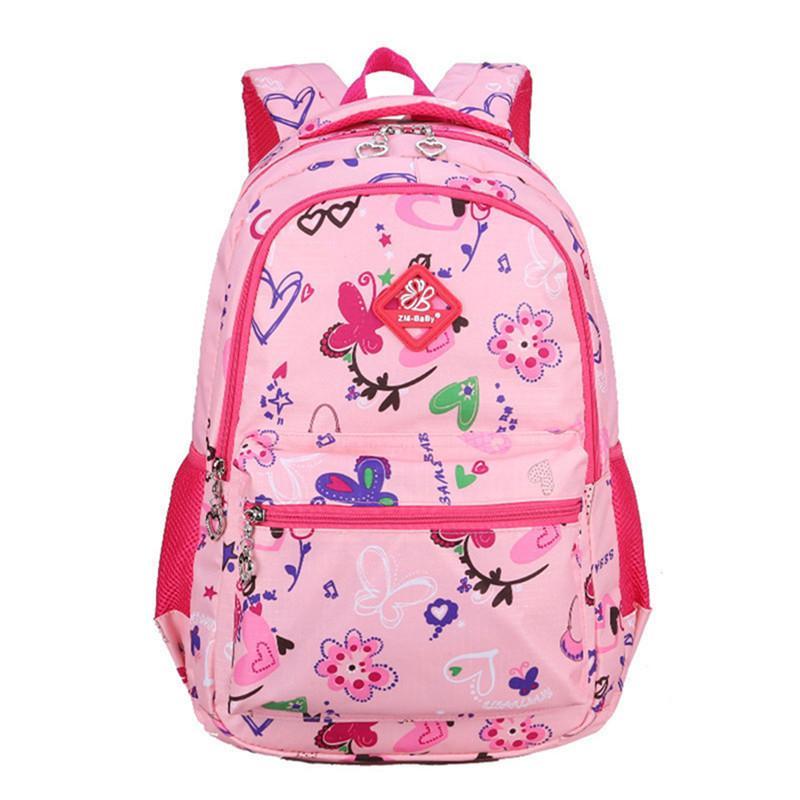 Children Backpacks For Boys Girls Primary School Backpack Lighten Burden On Shoulder  Breathable Printing Travel Bag Wholesale Backpacks Usa Heavy Duty ... 68410c8598