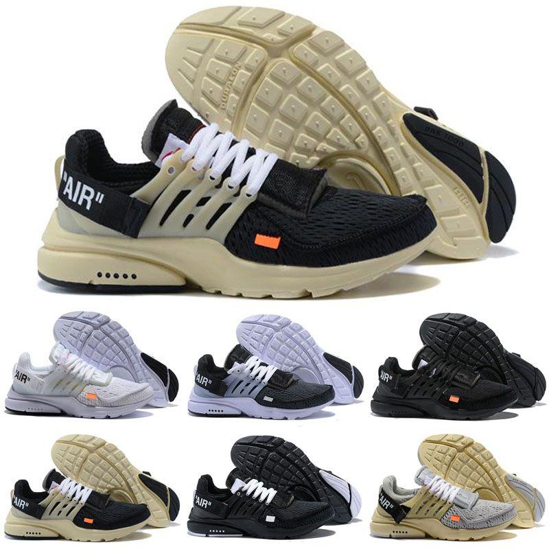 cdcfc0558eceec 2019 New Presto V2 Ultra BR TP QS 2.0 Black White X Running Shoes ...