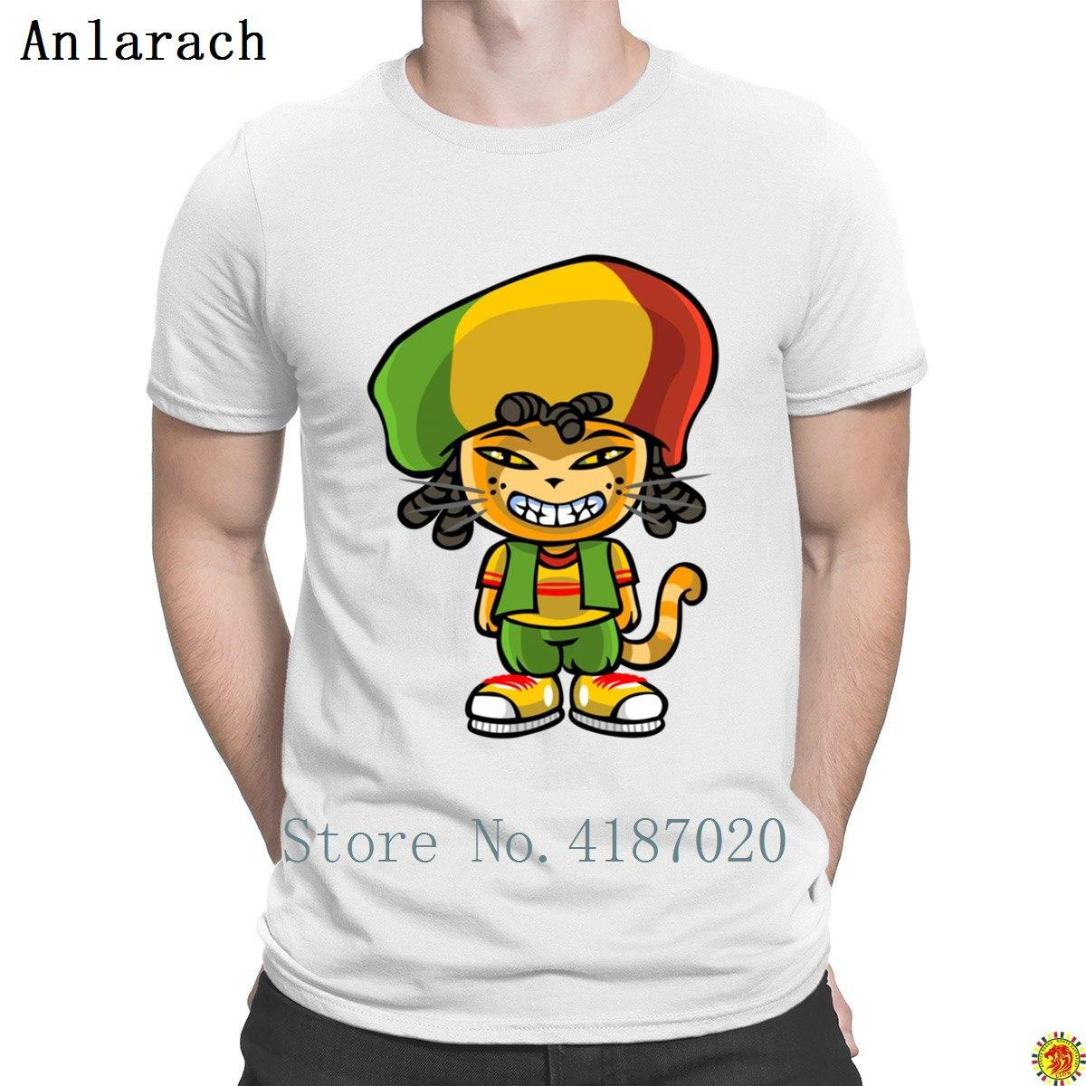 fab8e8df Reggae Cat T Shirts Websites Spring Cool Tops Men'S Tshirt Cotton Nice  Cheap Sale Anlarach Personality Cool T Shirt Online T Shirt 24 Hours From  Dzupright, ...
