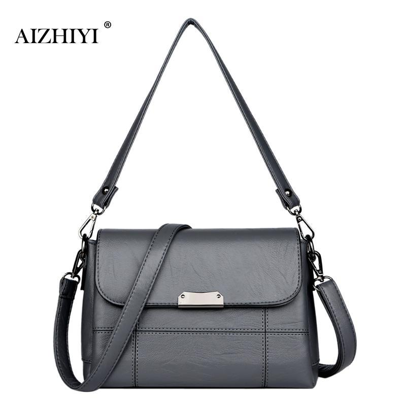 e343437e5762 Women Purse Handbag Square Retro Solid Color Chain PU Leather Crossbody Bag  Ladies Sling Messenger Bags Shoulder Bags Discount Designer Handbags  Designer ...