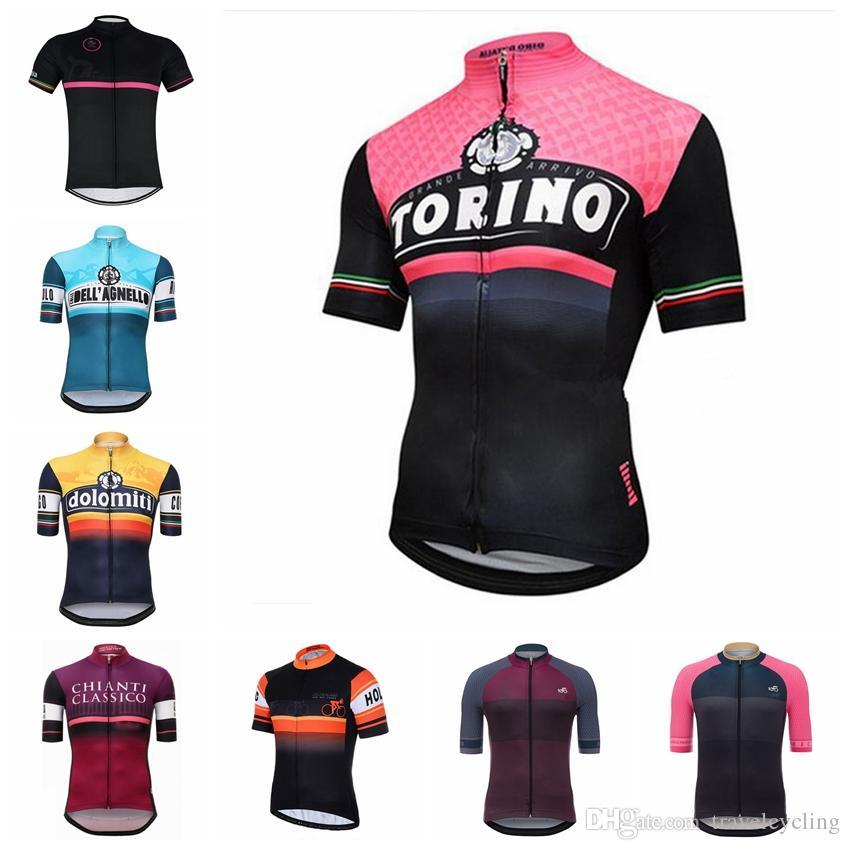 0e561ea21 UCI 2018 TOUR DE ITALIA Men Short Sleeve Cycling Jersey Ropa Ciclismo Top  Quality Outdoor Sport Bicycle Clothing Racing Bike Clothes 92304Y Biking  Shorts ...