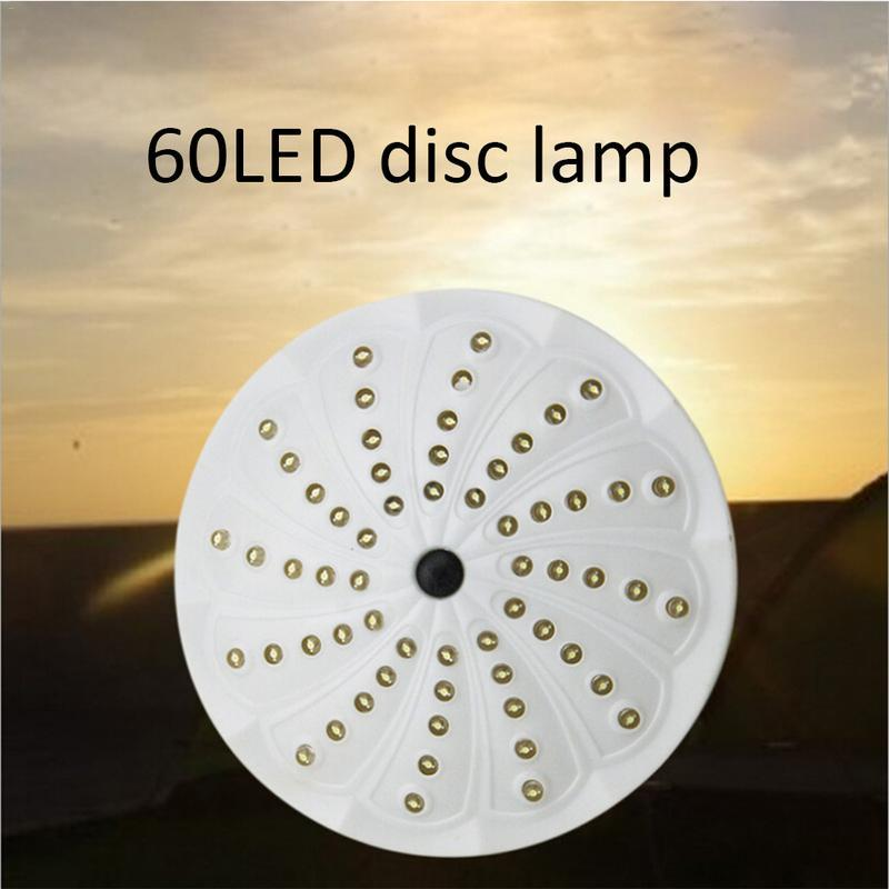 60 LEDs Outdoor Camping Light Patio Umbrella Hanging Lightweight Portable  Bright Operated Household Emergency Camping Lamp Decorative Lanterns  Electric ... - 60 LEDs Outdoor Camping Light Patio Umbrella Hanging Lightweight