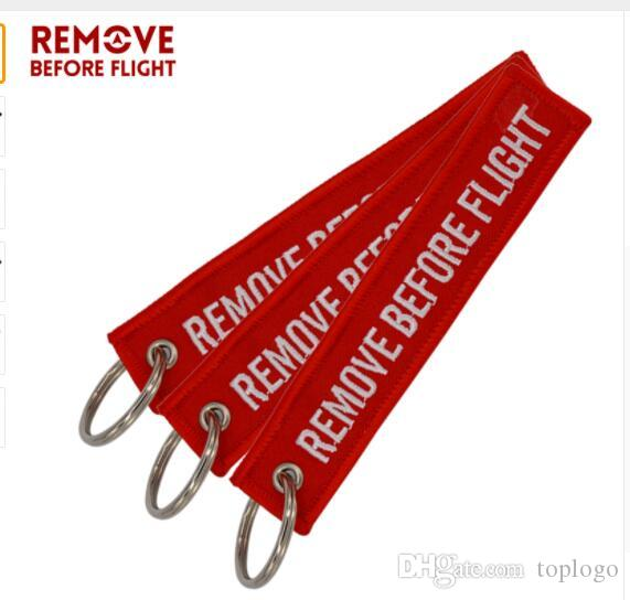 ed45206fa1 Remove Before Flight Aviation Gifts Key Tag Key Chain For Motorcycles  Scooters And Cars Key Fobs OEM Keychain Jewelry Keychain Wallet Remove  Before Flight ...