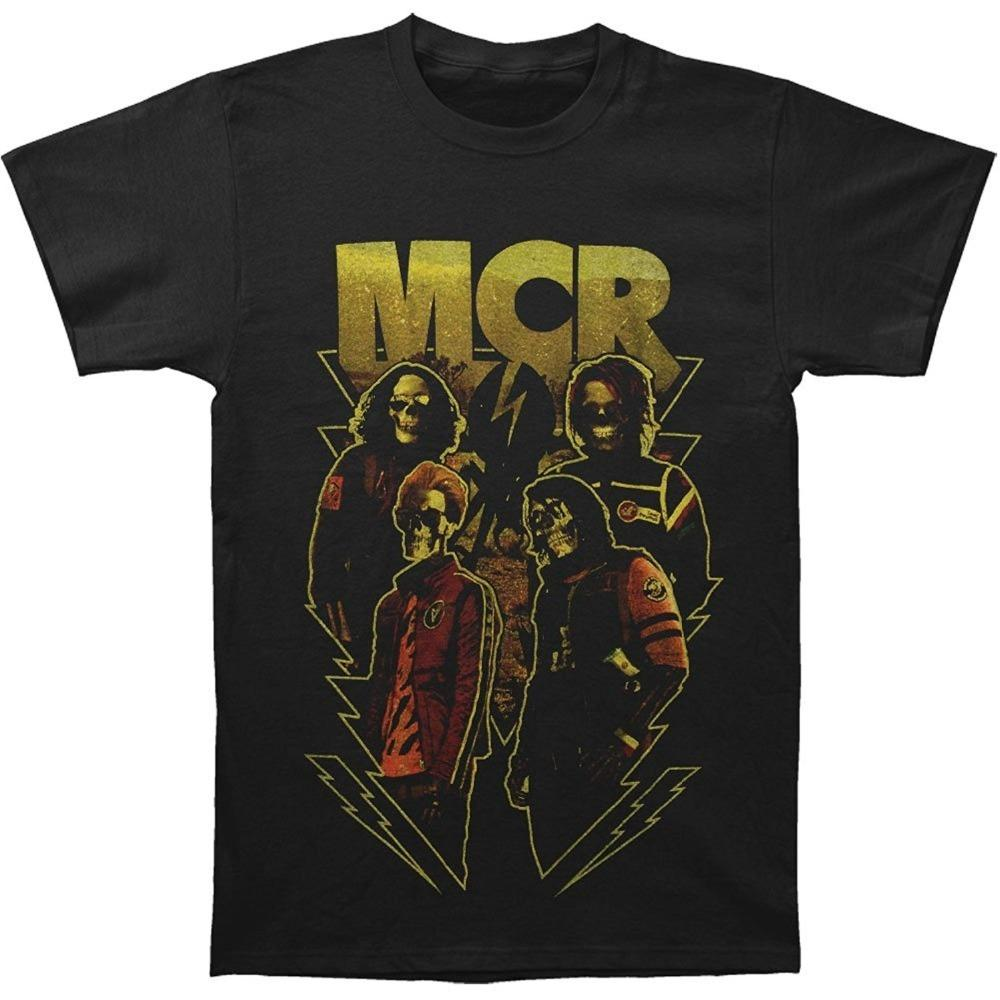 Tee Shirt Design My Chemical Romance Mens Appetite For T Shirt