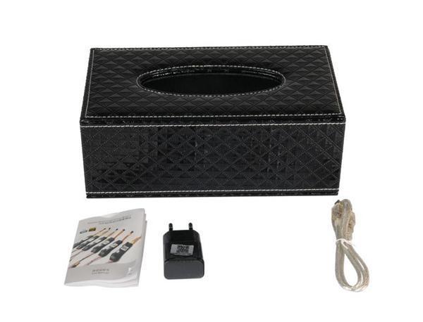 WIFI P2P Tissue Box mini IP Camera Full HD 1080P mini DV Wireless surveillance Home Office Security Camera Tissue Box Nanny Cam