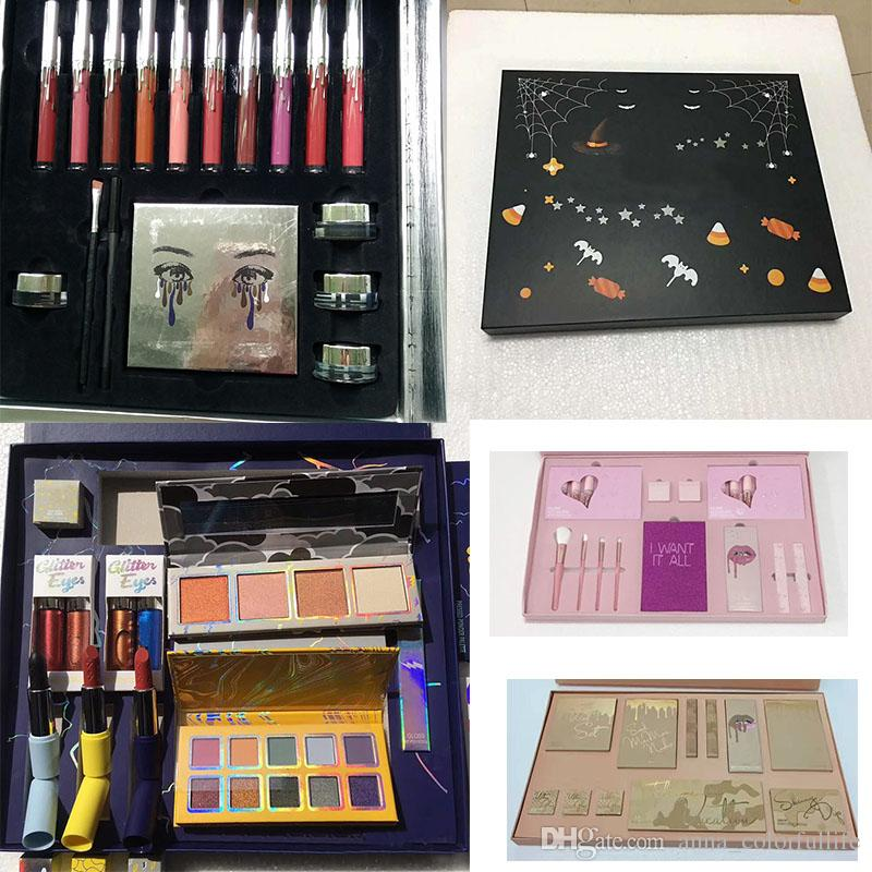 2017 Hot New Kit Cosmetics Pink Set Or Big Box I Want It All Birthday Collection Limited Edition
