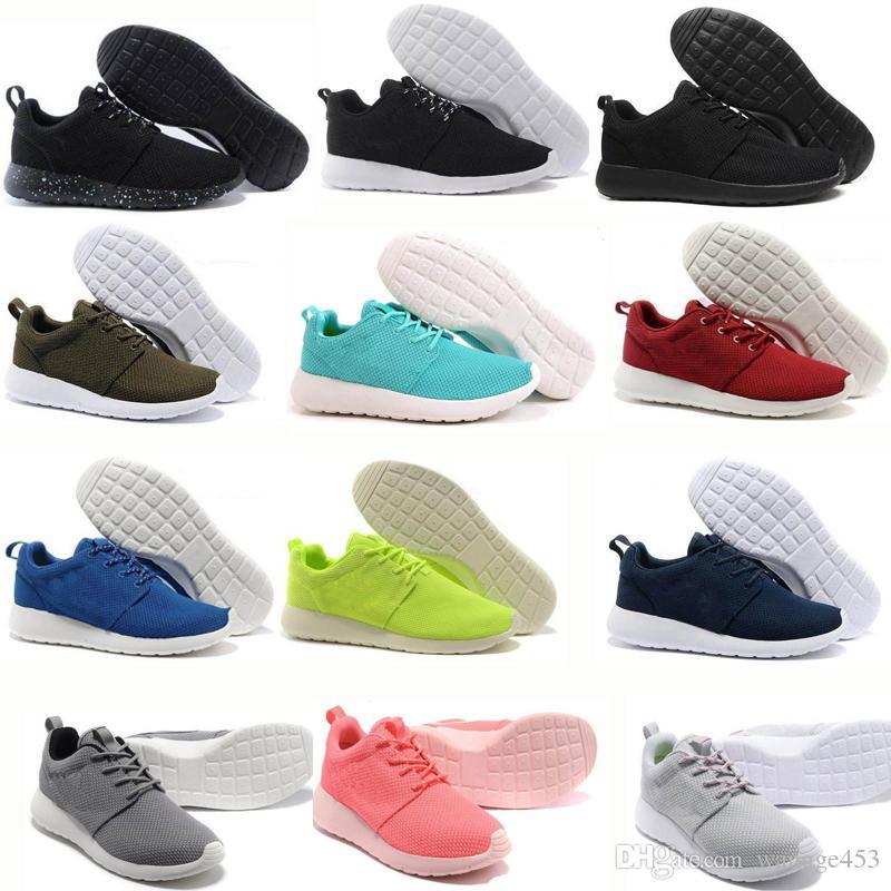 824fcf5c588 Acheter Livraison Gratuite 2018 Run Chaussures Femmes Et Hommes Courir En  Noir Et Blanc Un Runing Espadrilles Chaussures De Course Taille 36 45 De   50.27 Du ...