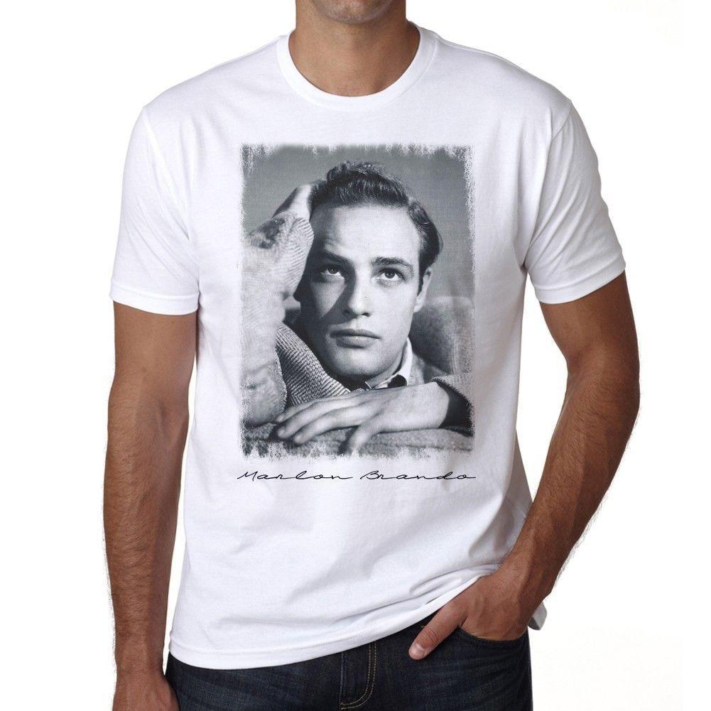 433bf855940 Marlon Brando Tshirt