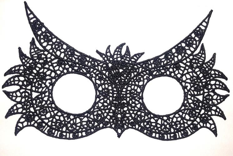 200 Packs Masquerade Masks Black Lace Eye Mask Lady Sexy Venetian Party Masks for Women Halloween Party Costume Ball Prom Dress