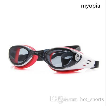 af59260796d4 2019 New FEIUPE Myopia Swim Goggles Swimming Diopter Glasses Anti Fog UV  Protection Optical Waterproof Eyewear For Men Women Adults Sport From  Hot sports