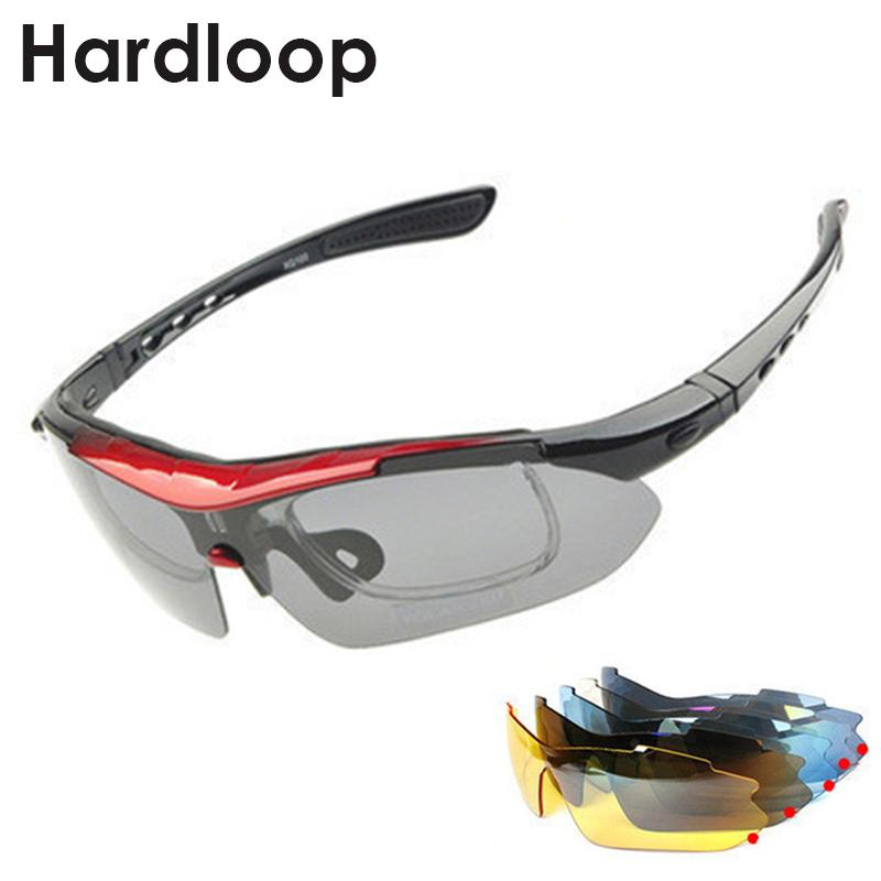 3f6fdb9a16d Hardloop Men Women Polarized Cycling Eyewear Sports Sunglasses Set ...