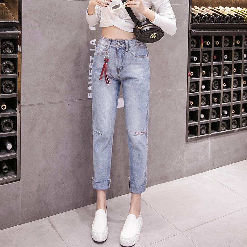 9329bfee6d1 Nueve Pantalones Nuevos Jeans En Compre E Mujer Para Otoño Invierno 7Zq5Ew
