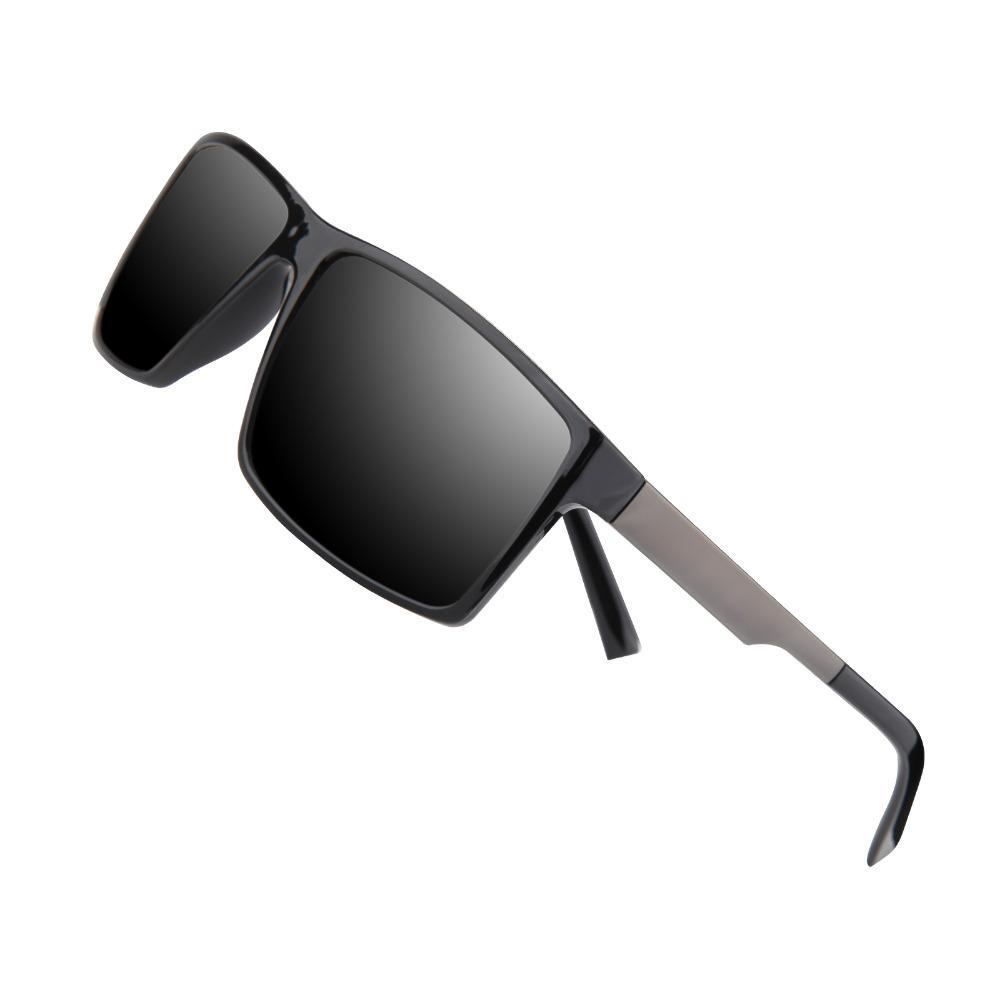 785bdf23de Kennifer Brand Design Polarized Sunglasses For Men Oculos De Sol ...