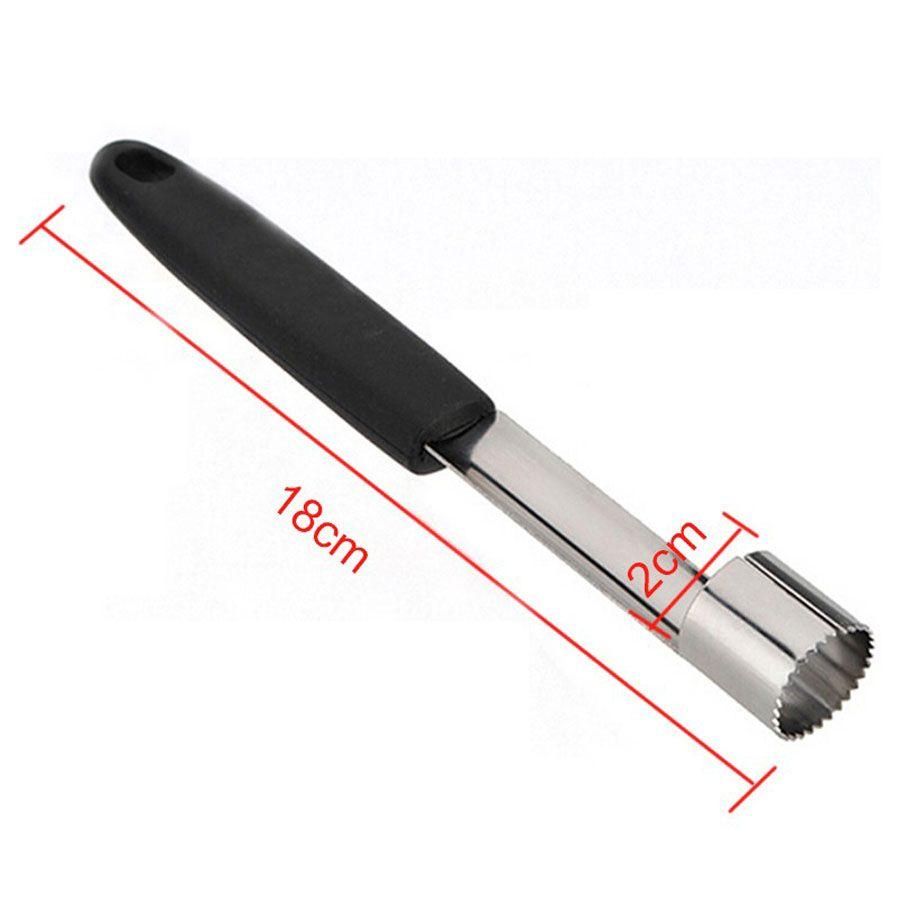 Removedor de sementes de frutas acessório de cozinha Aço Inoxidável Maçã Pear Corer Slicer Remover Pit Ferramenta de Cozinha Gadget Stoner Fácil Torção
