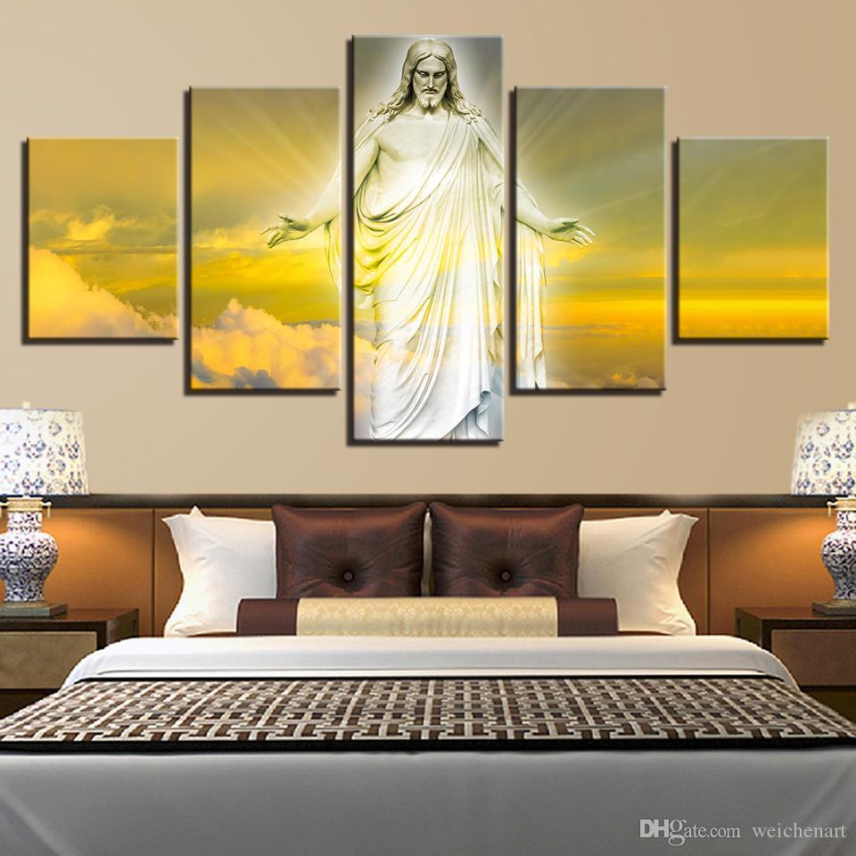 Großhandel Moderne Leinwand Wandkunst Bilder Hd Gedruckt Wohnkultur ...