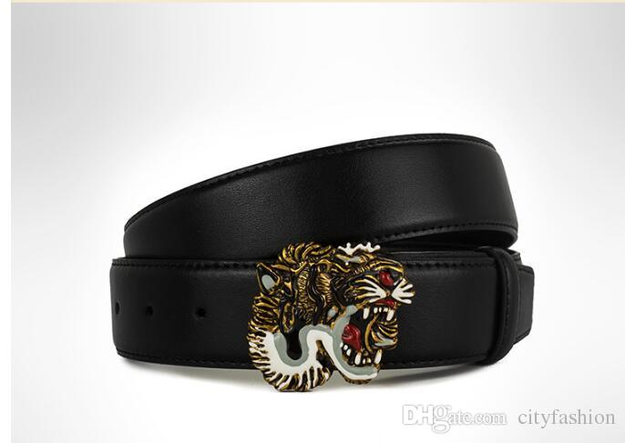 Hot Black Luxury Ceinture Designer Belts Fashion Tiger Animal Pattern  Buckle Belt Mens Womens Belt For Gift Belt For Men Wedding Belts From  Cityfashion 6b04b4d52e