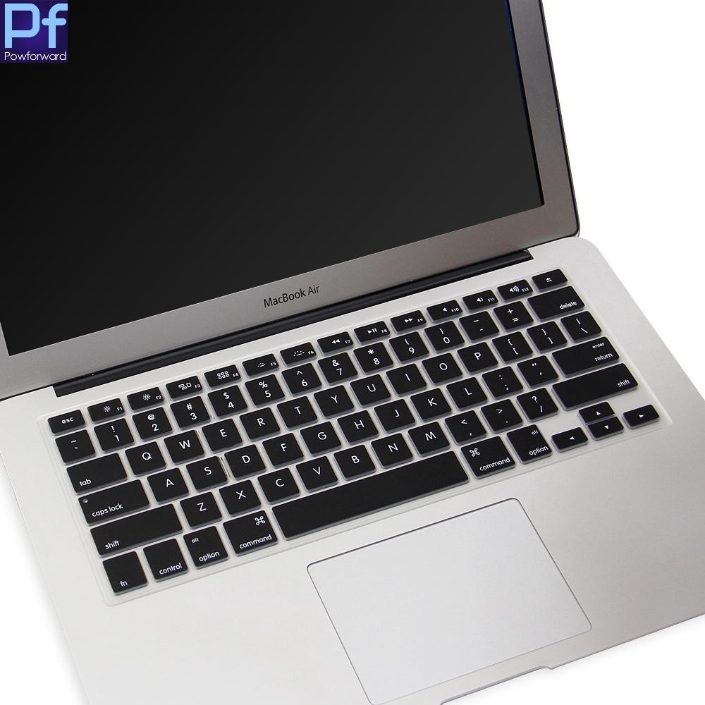 2695bd67d62 Silicone Keyboard Cover Protector For MacBook