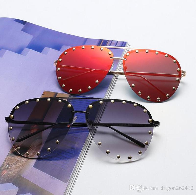 8a2b2a0113c9 New Arrival Classic Fashion Sunglasses Girls Beach Eyewear European And  American Style Round Cool Driving Sunglasses Sunglasses For Women Cat Eye  Sunglasses ...
