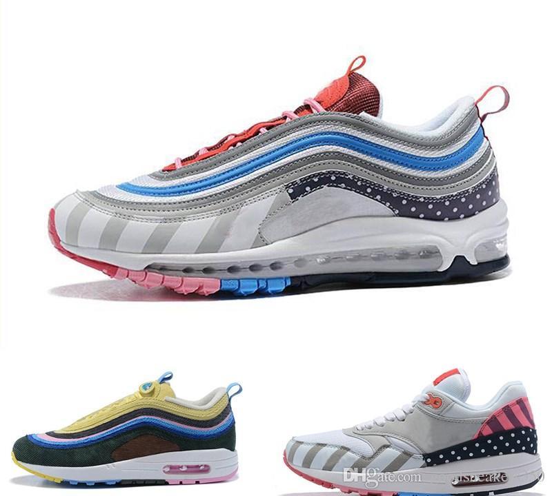 1c50d94cb874 ... buy compre 2018 new nike air max airmax piet parra running shoes x men maxes  1