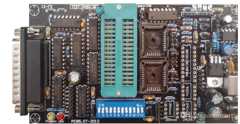 Willem EPROM Programmer PCB50 Willem Full Set Willem PCB EPROM EEPROM Flash I2C La última versión de PCB PCB5.0