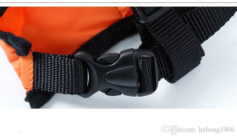 Imperméable à l'eau Nylon Tissu Pet Mouth Set Plat Visage Court Bouche Animaux Usage Spécifique Respirant Masque PVC Net Fashion Gaz Gaze Masques 25dm Y