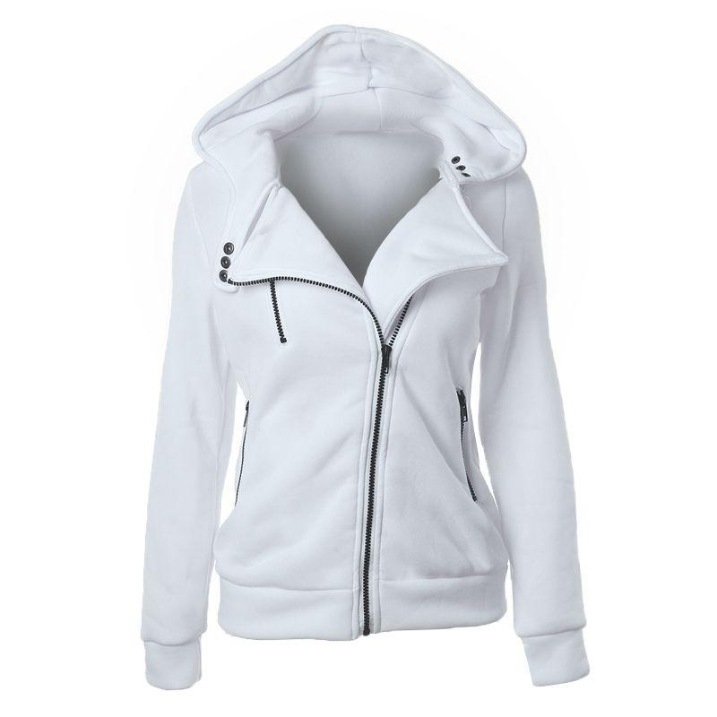 ec99fea0d9 2018 Autumn Winter Jacket Women Coat Casual Girls Basic Jackets Zipper  Cardigan Sleeveless Jacket Female Coats Plus Size 3XL D1891901 Jackets For  Women ...