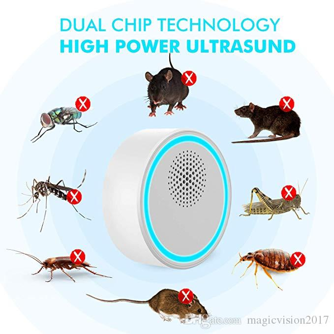 SecuPlug+ Ultrasonic Pest Repeller Plug in Pest Control