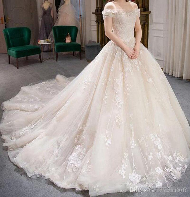 23496f9cf5 2019 New Tulle Retro Custom High Quality Prom Dress Prom Dress ...