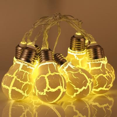 Wholesale- Crack Bulb Shape Romantic LED Night Light Strip Lighting ... 4bd8e19bbfff