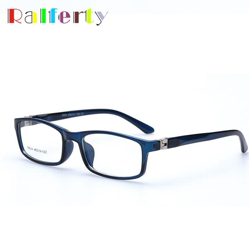 94f4d49de31b2 Compre Ralferty Crianças Armações De Óculos Ópticos Menino Menina Miopia  Prescrição Óculos Criança Armação De Óculos Estudante Praça Óculos 8804o De  ...