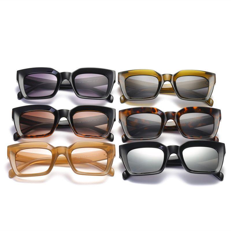 df941cbf18 MISM Geek Retro Sunglasses Vintage Men Eyewear Plastic Frame Square Goggles  Mirror Men Accessories Rave 90S Shades For Women Mens Eyeglasses Sport ...