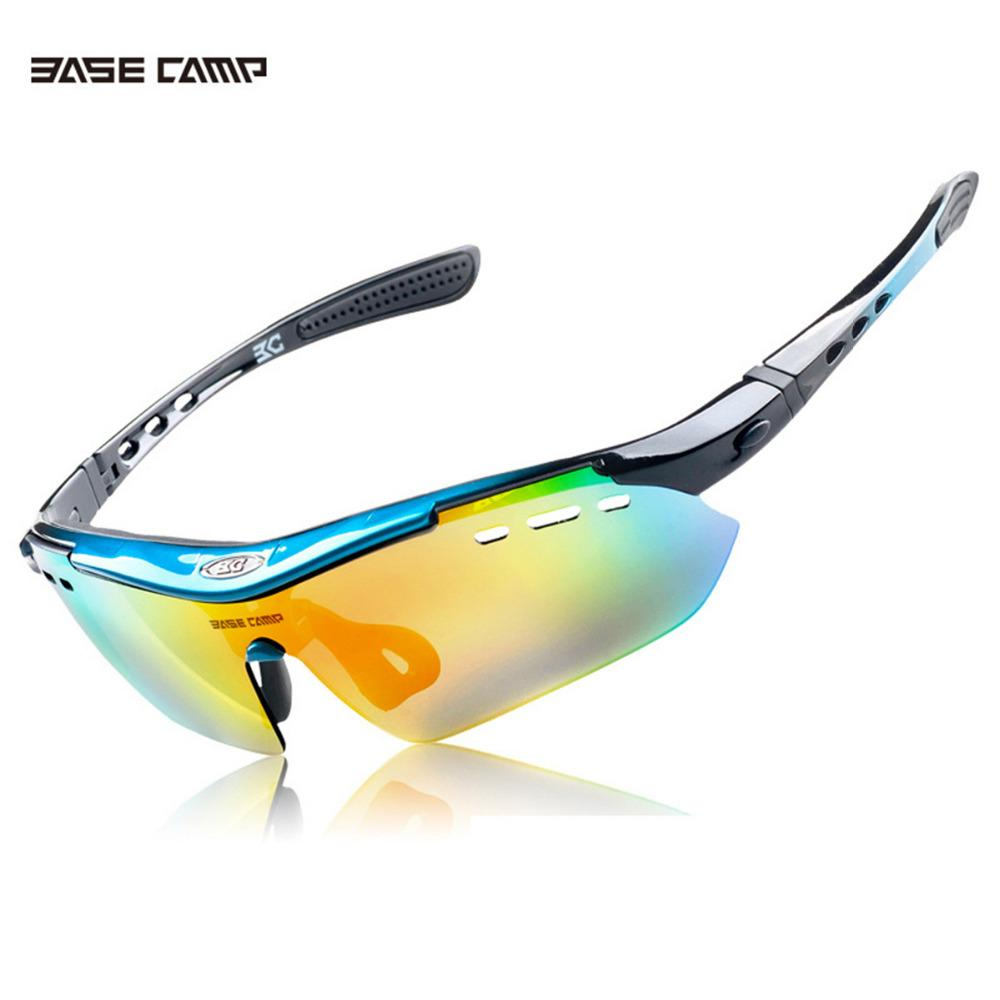 11c969a15df Basecamp Cycling Eyewear Sport Bike Sunglasses Polarized Cycling ...