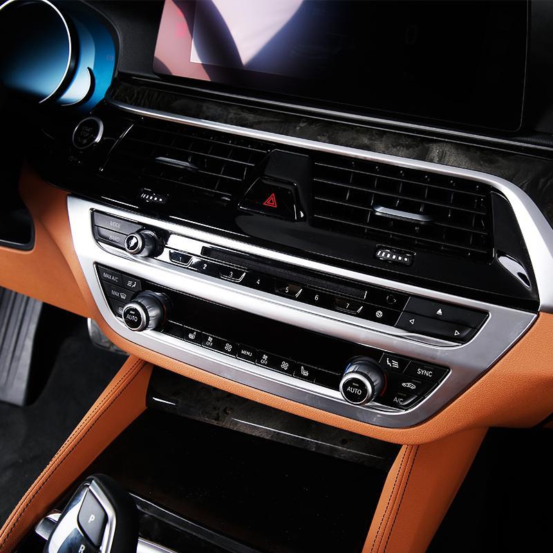 Großhandel Abs Chrome Auto Klimaanlage Outlet Panel Abdeckung Trim