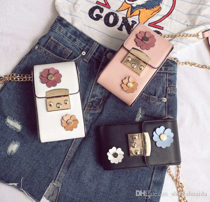 c4cc88f6358b Mobile Phone Bag. Zero Purse. Metal Chain. Small. Women S Bags. Girl.  Casual Fashion Mini Bag. PU. Cross Body.Shoulder Bags. Clutch Purses Purses  Wholesale ...