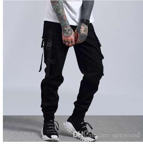 Camouflage Pants Hip Hop Pants Fashion Pencil Pants US Size S-XL