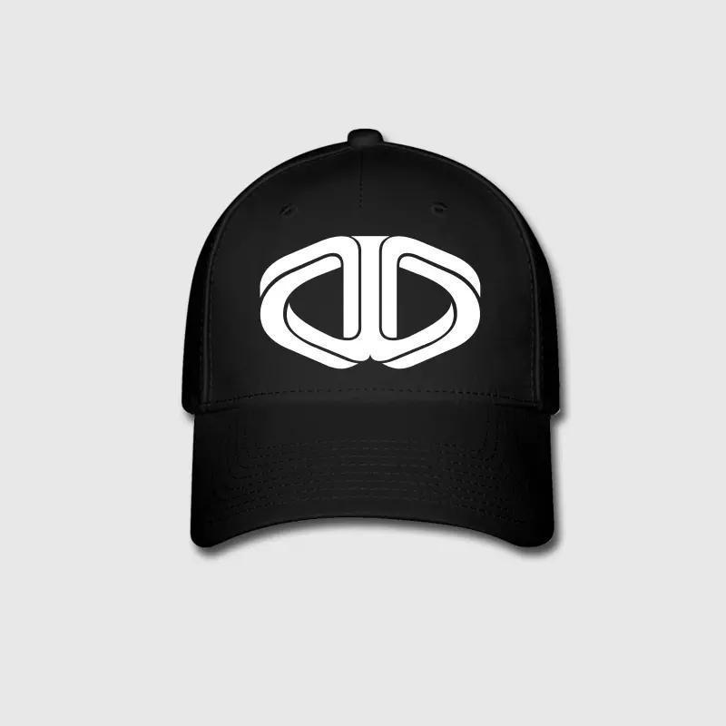0b46b548e5e Drone Manipulation Logo Embroidery Customized Handmade Drum n bass Dnb  Music Jungle Hip Hop Rap Black Adjustable Curved Dad Hat Flat Caps For Men  Womens ...