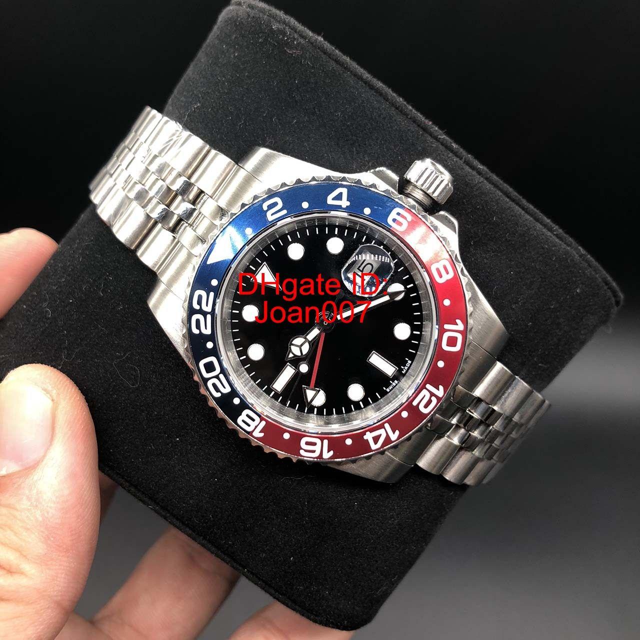 Großhandel 2018 Marke Uhren Saphirglas Wasserdichte Armbanduhren