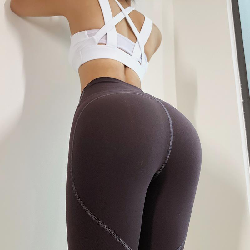 1e6b510f9b7d0 Sexy Hip Push Up Fitness Legging Heart Shape Tight Yoga Pants High Waist  Tummy Control Power Stretch Workout Leggings Women Yoga Pants Cheap Yoga  Pants Sexy ...