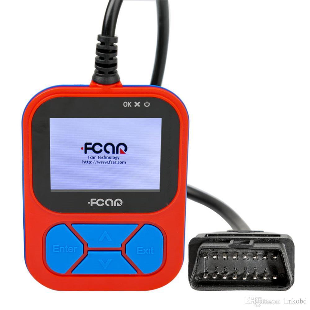 Vehicle Code Reader >> Handheld Code Reader Fcar F502 Heavy Vehicle Code Reader Scanner For
