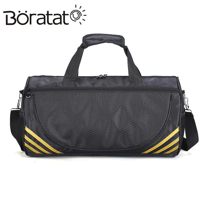 Waterproof Men Fitness Sport Bag Training Women Yoga Gym Bag Nylon  Multifunctional Travel Handbags Shoulder For Shoes UK 2019 From Curtainy ee358584f462c