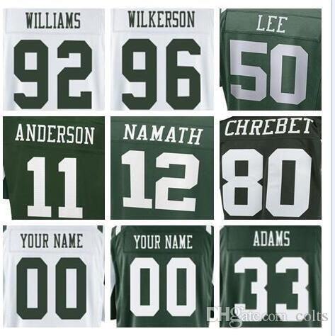 robby anderson color rush jersey