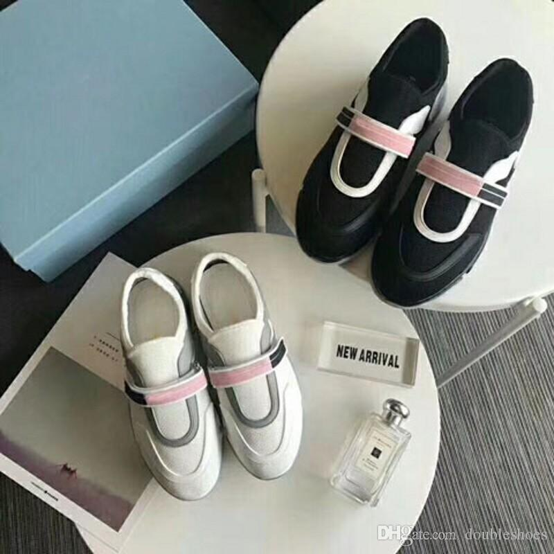 346a9c2bb22 Luxury Brand Designer 2018 New Women s Sneakers Casual Shoes ...