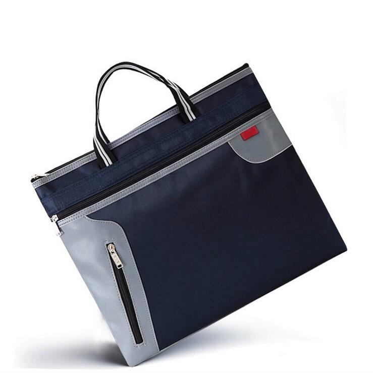 8055dedf3 RUILANG 2017 New Men'S Fashion Business Travel Tote Bags Men'S Office  Worker Documents Bags Portable Briefcase Male Handbag Travel Purse Branded  Handbags ...
