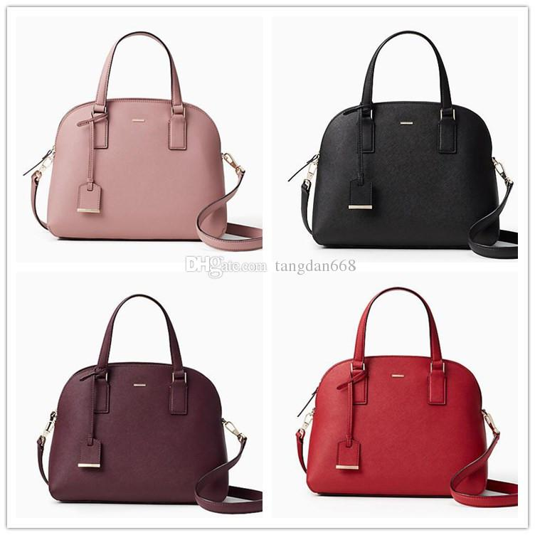 6599b9109 Famous Brand Designer Fashion Women Luxury Bags Lady Multi Color To Choose  Leather Handbags Bags Purse Shoulder Tote Bag Female For Shopping Branded  ...