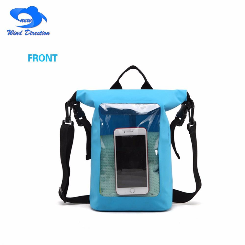 22f4f1a741f2 camping 5L fishing swimming waterproof-bag outdoor sport upstream surlfing  handbag easy taking hiking bag