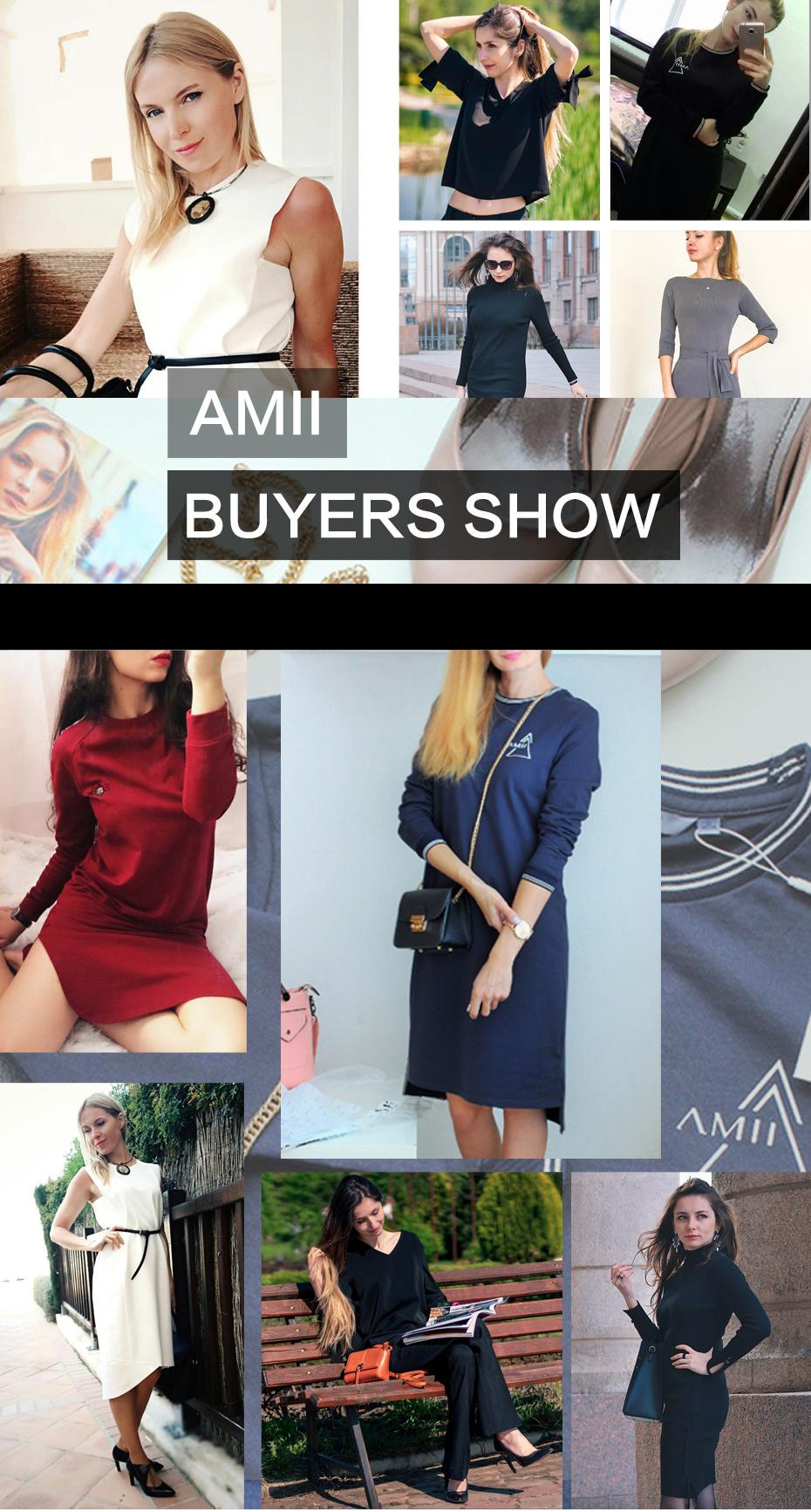 Amii Minimalist A Line Down Jacket Woman Autumn Thick 2018 Causal Solid Zipper Waterproof Puffer Bubble Long Down Coat Jacket