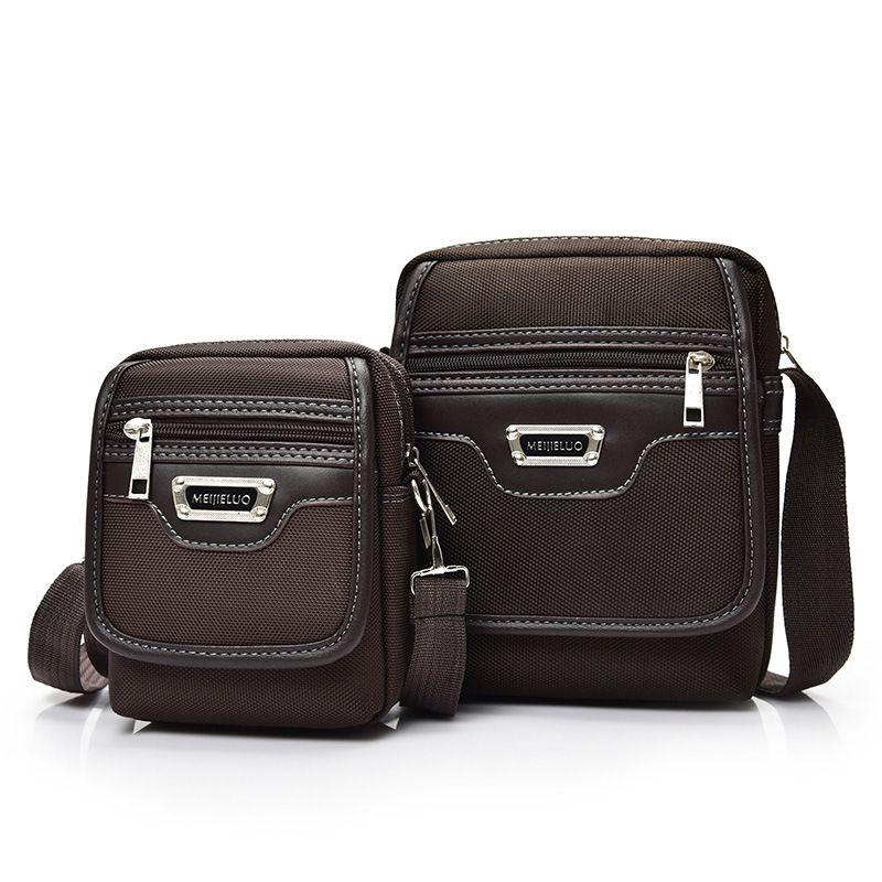 Z.L.D. New Men Handbag Mens Shoulder Bags High Quality Oxford ... 32d5c0e3f420b
