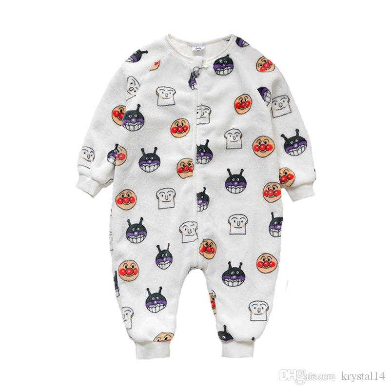 2f7079f4e5 15 Zhenghao Children S Cotton Winter Pajamas Cute Design Wholesale China  Factory Direct Supply Sleeping Coral Fleece Kids Jumpsuits Pajama Girls  Short ...